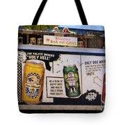 Durango Colorado Brewery Tote Bag