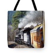 Durango Silverton Painterly 2 Tote Bag