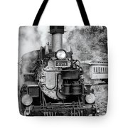 Durango Silverton Train Engine Tote Bag