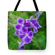 Duranta Flower 2 Tote Bag