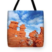 Durga, The Indian Mother Goddess Of The Universe   Tote Bag