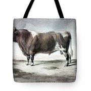 Durham Bull, 1856 Tote Bag
