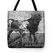 Durham's Bull Tote Bag