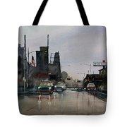 Dusk - Nekoosa Tote Bag