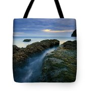 Dusk At Kiwanda  Tote Bag