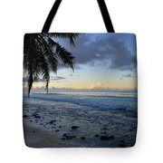 Dusk Beach Tote Bag