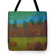 Dusk In The County Tote Bag
