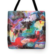 dusk in Bay Roberts Tote Bag