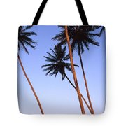 Dusk In Morro Tote Bag