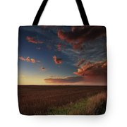Dusk In The Heartland Tote Bag
