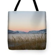 Dusk On Grundarfjordur Tote Bag