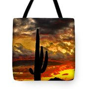 Dusk To Dawn Tote Bag