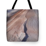 Dust On The Snow Tote Bag