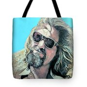 Dusted By Donny Tote Bag by Tom Roderick