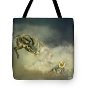 Dusty Britches Tote Bag