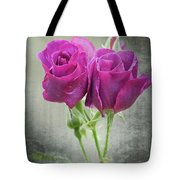 Dusty Roses Tote Bag
