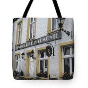 Dutch Cafe - Digital Tote Bag