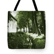 Dutch Canal - Digital Tote Bag