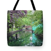 Dutch Canal Tote Bag