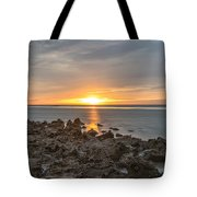Dutch December Beach 002 Tote Bag