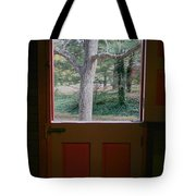 Dutch Door Tote Bag