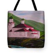 Dutch Harbor Church Tote Bag