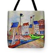 Dutch Harbor Tote Bag