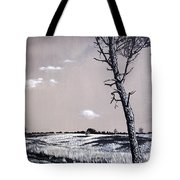 Dutch Heathland Tote Bag