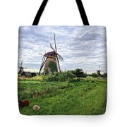 Dutch Icon Tote Bag