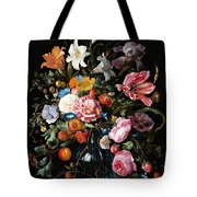 Dutch Still Life #2 Tote Bag