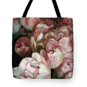 Dutch Tulips Dutch Tile Tote Bag