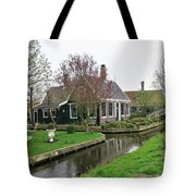 Dutch Village 2 Tote Bag