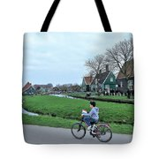 Dutch Village Tote Bag