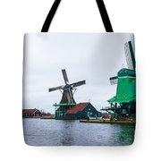 Dutch Windmills 1 Tote Bag