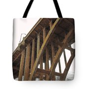 Dvp Bridge Tote Bag