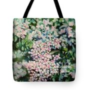 Dwarf Korean Lilac Tote Bag