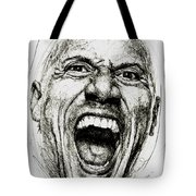Dwayne The Rock Johnson Tote Bag