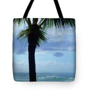 Dwell In Paradise Tote Bag