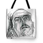 Dying Soldier  Tote Bag