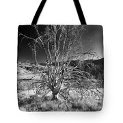 Dying Tree Tote Bag