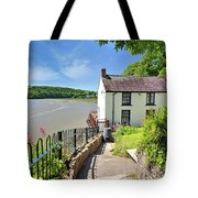 Dylan Thomas Boathouse 4 Tote Bag