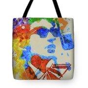 Dylan Watercolor Tote Bag