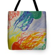 Dynamic Drifters Tote Bag