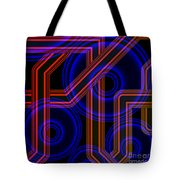 Dynamics Tote Bag
