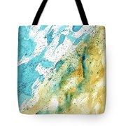 Dynamics Of Water Tote Bag