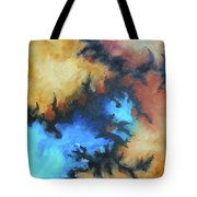 Dynasty Expressionist Painting Tote Bag