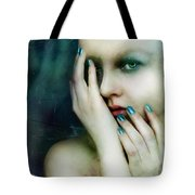 Dysthymia Tote Bag by Mary Hood