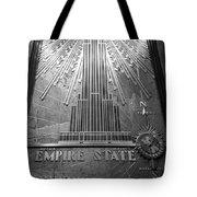 E S B W Tote Bag