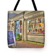 E. Shaver Bookseller Tote Bag