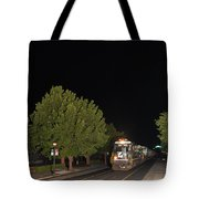 E13 Under The Moon Tote Bag